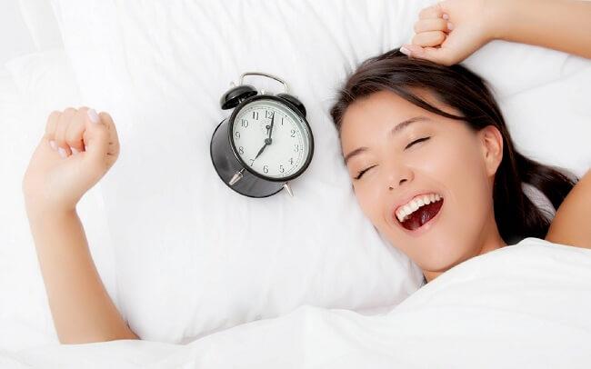 Ngủ đủ giấc – cách đơn giản để chăm sóc vẻ đẹp cho làn da