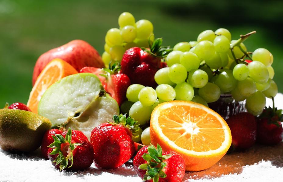 Ăn nhiều rau củ quả tươi
