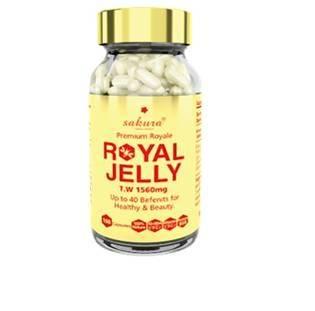 Sữa Ong Chúa Cao Cấp Sakura Royal Jelly (Royale Premium)