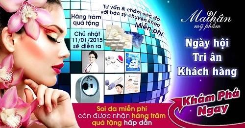 Ngày hội Sắc Đẹp 2015