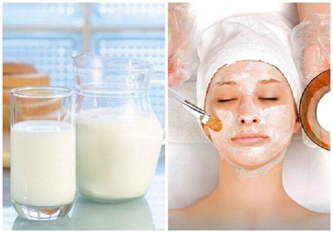 Học ngay 5 cách làm trắng da bằng sữa tươi không đường