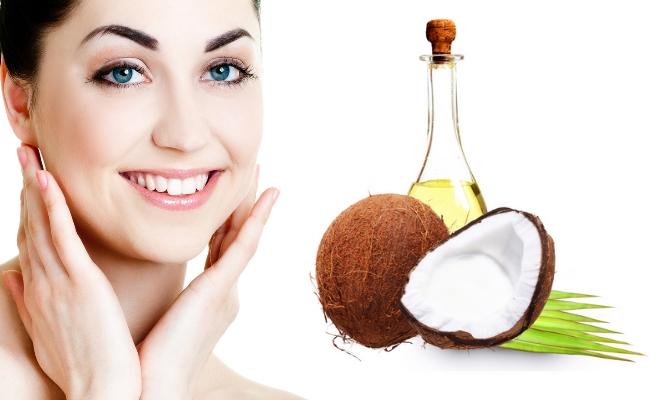 5 công dụng tuyệt vời của dầu dừa với da mặt bạn không thể bỏ qua