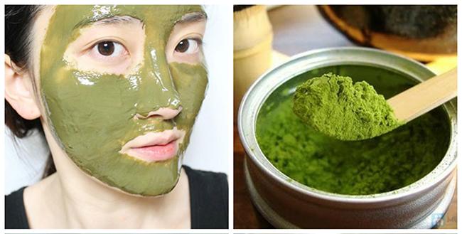 Khám phá công thức mặt nạ trà xanh trị thâm hiệu quả cho từng loại da